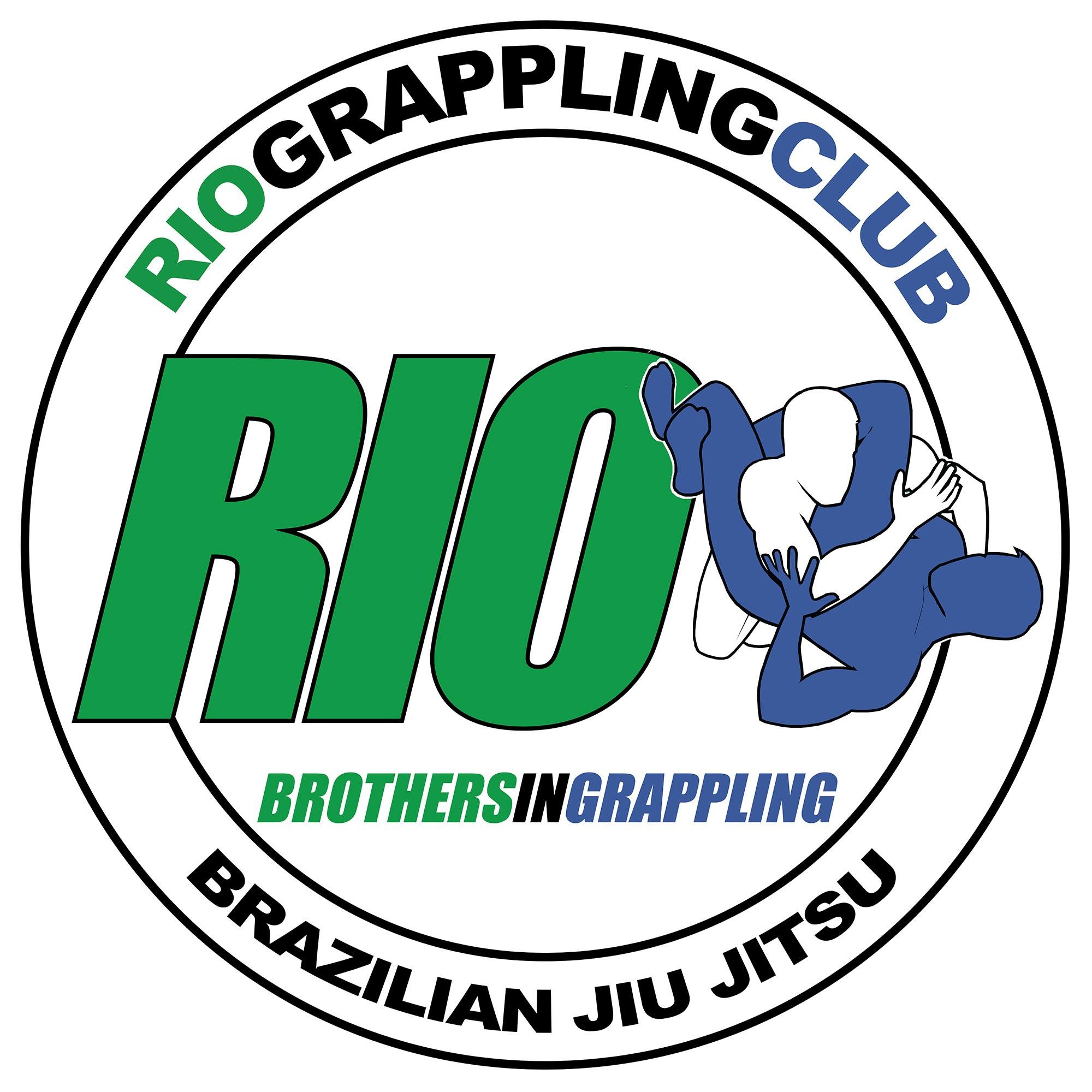 Rio Grappling Club Brothers in Grappling